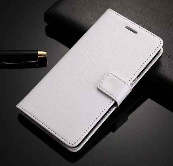 Lederen Flipcase Hoesje Samsung Galaxy