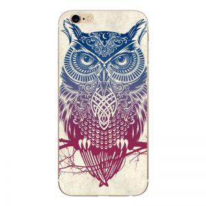 Owl Achterkant Bescherming