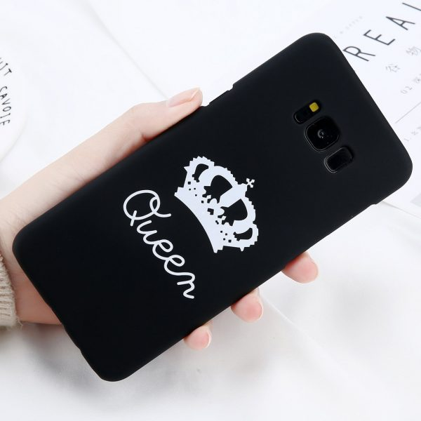 Queen Design TPU Case