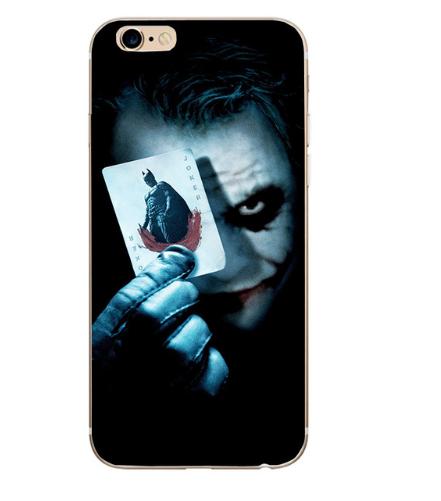 The Joker Achterkant Bescherming