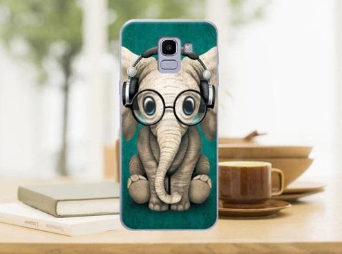 grappige olifant telefoonhoesje