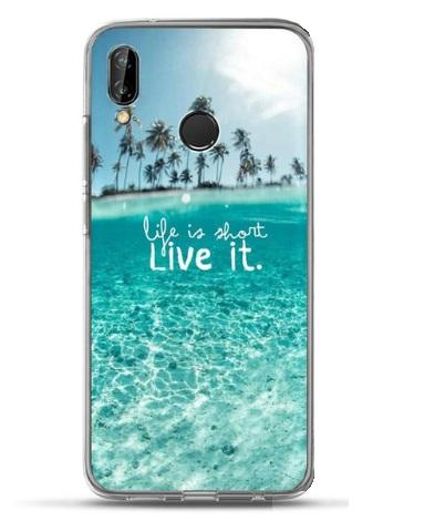 TPU Sea Lifetelefoonhoesje