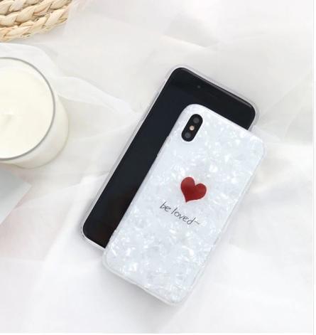 be loved telefoonhoesje