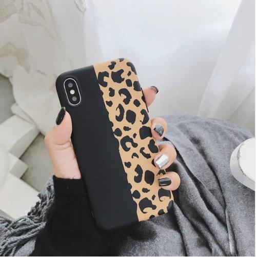 luxe luipaard telefoonhoesje