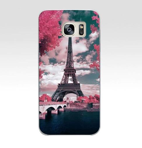 Eiffeltoren Parijs hoesje