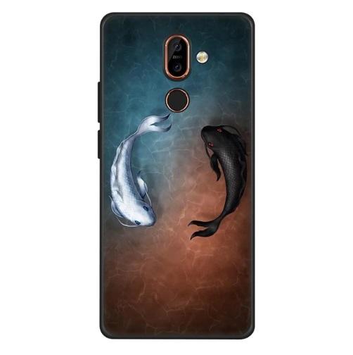 yin yang telefoonhoesje