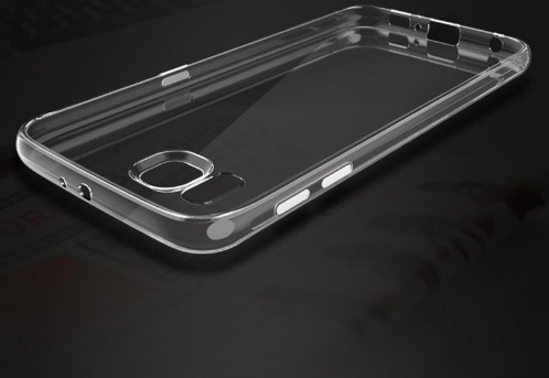 transparant telefooncase