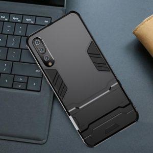 zwarte volledige bescherming telefooncase