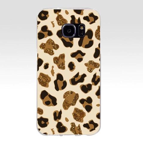 giraffe design telefoonhoesje