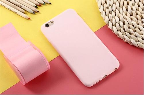 tpu roze telefoonhoesje
