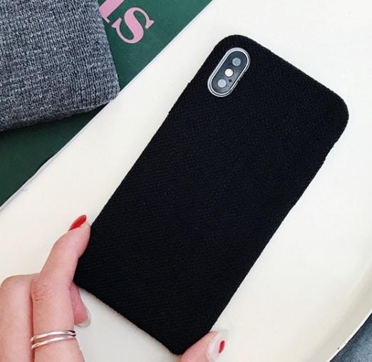 Doek textuur iPhone
