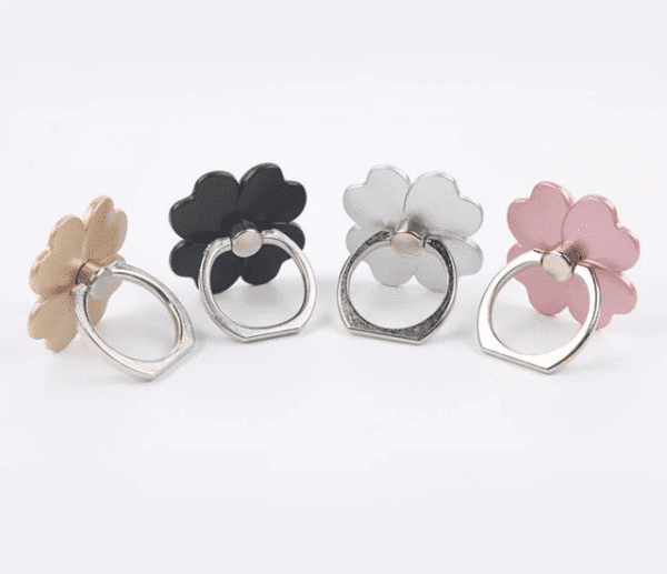 universele bloemetjes ring houder