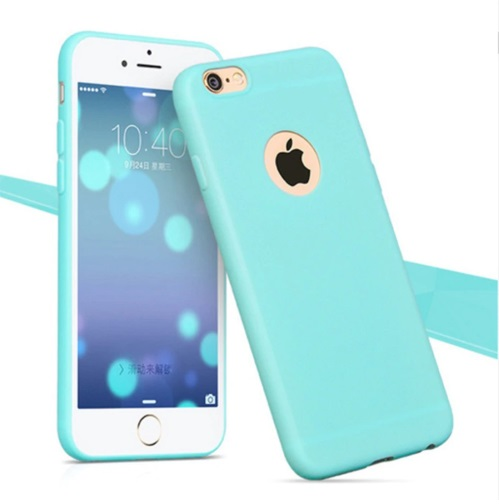 turquoise telefoonhoesje