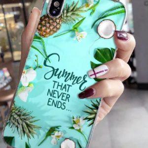 coconut summer telefoonhoesje