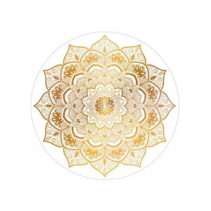 popsocket mandala gold
