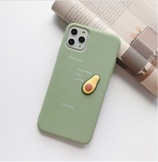 avocado telefoonhoesje